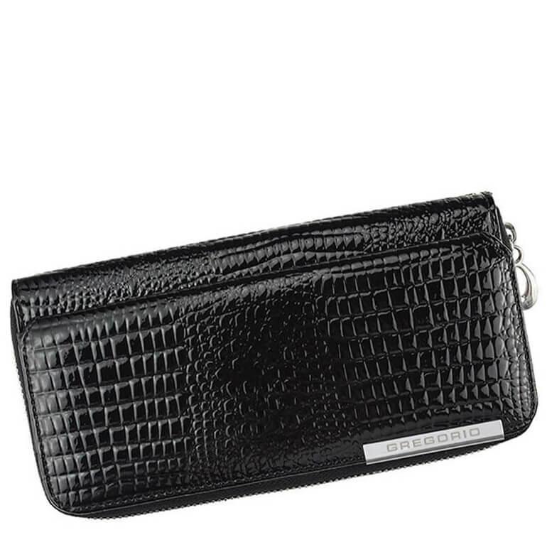 175811ba34 Dámska kožená peňaženka Gregorio GF111 čierna - Lamour.sk