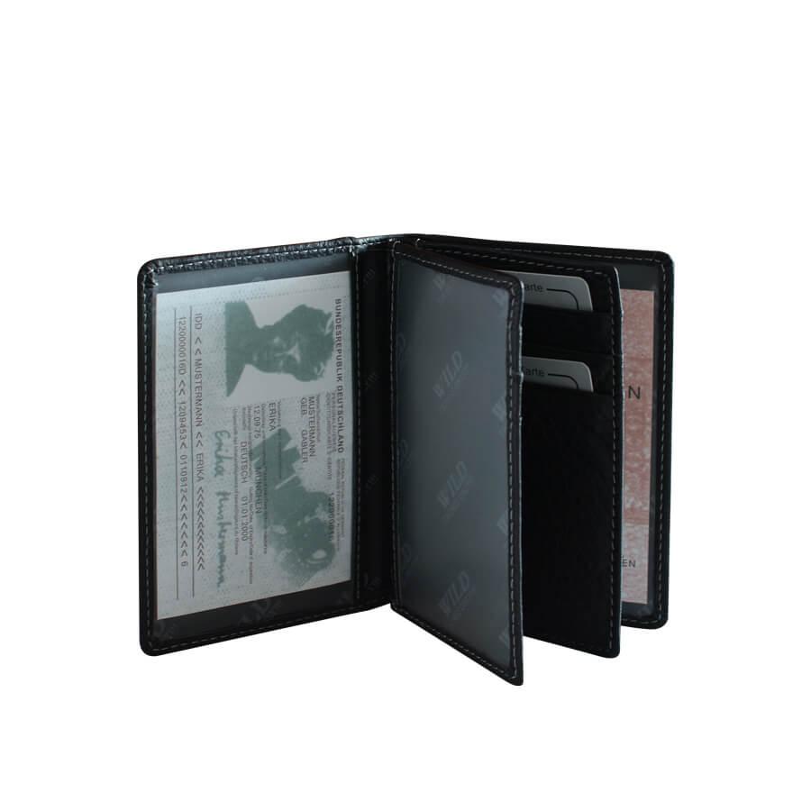 addf8854d Dokladovka Wild kožená čierna - Lamour.sk