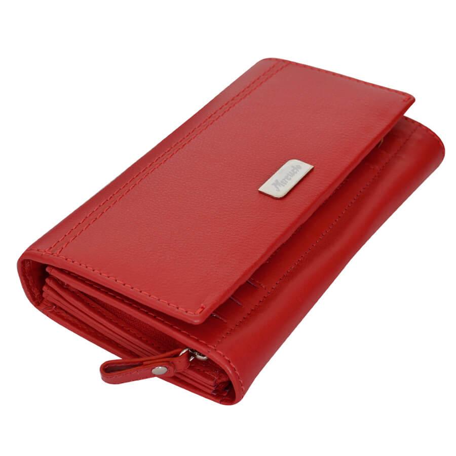 73fa55e508 Čierna elegantná kožená peňaženka Mercucio - Lamour.sk