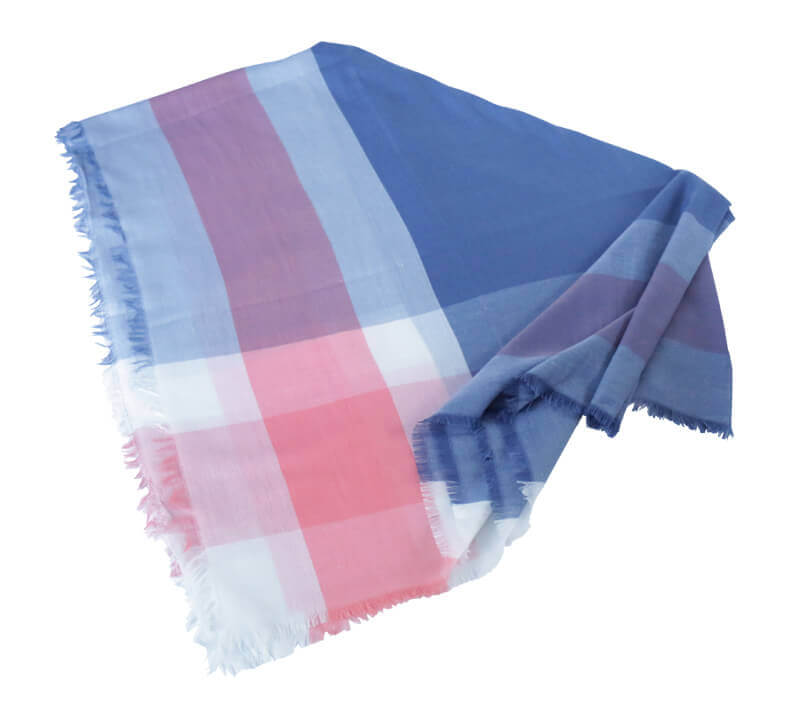 5606a1a61 Modrá šatka Sofi - Lamour.sk
