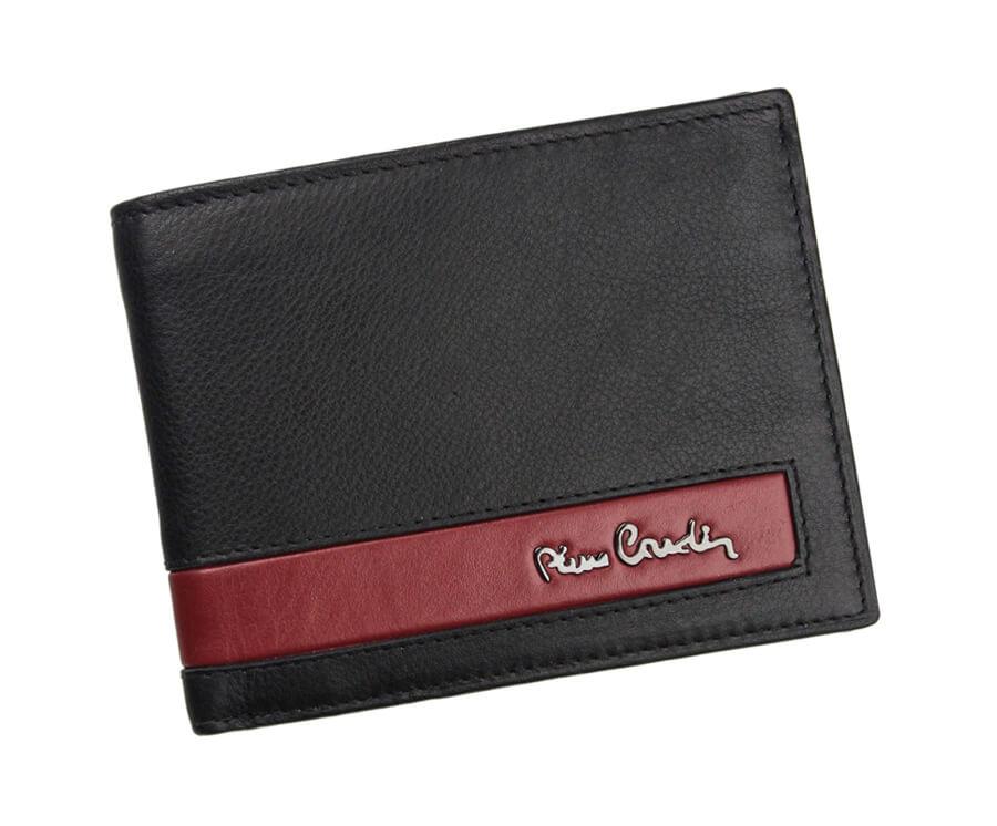 0b183e519e Jednoduchá pánska kožená peňaženka Pierre Cardin L268805 - Lamour.sk